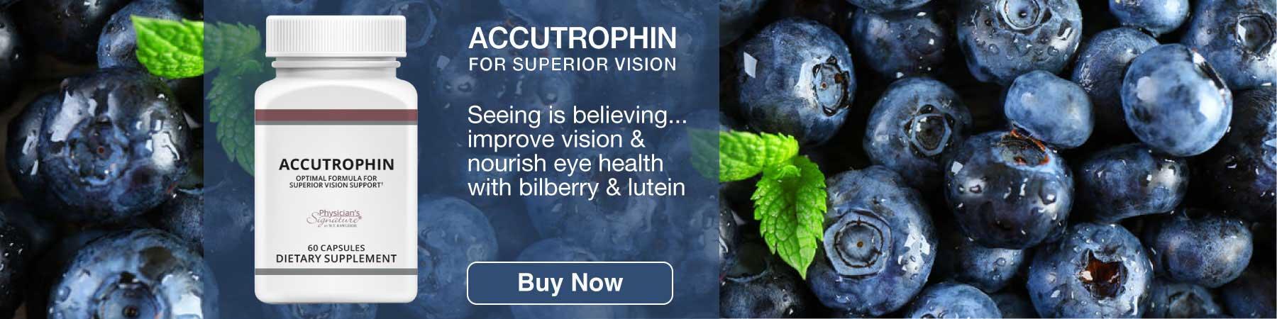 Accutrophin