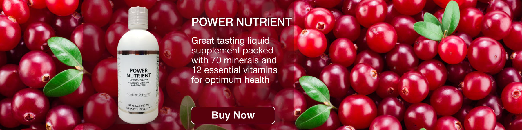 power nutrient