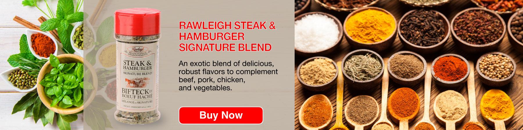 Steak & Hamburger Signature Blend