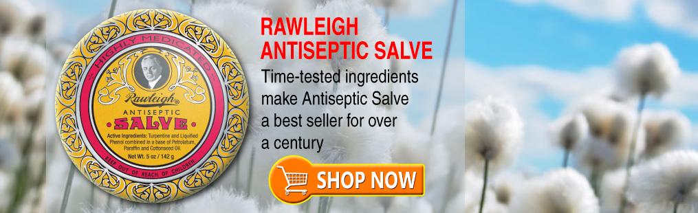 Rawleigh Antiseptic Salve