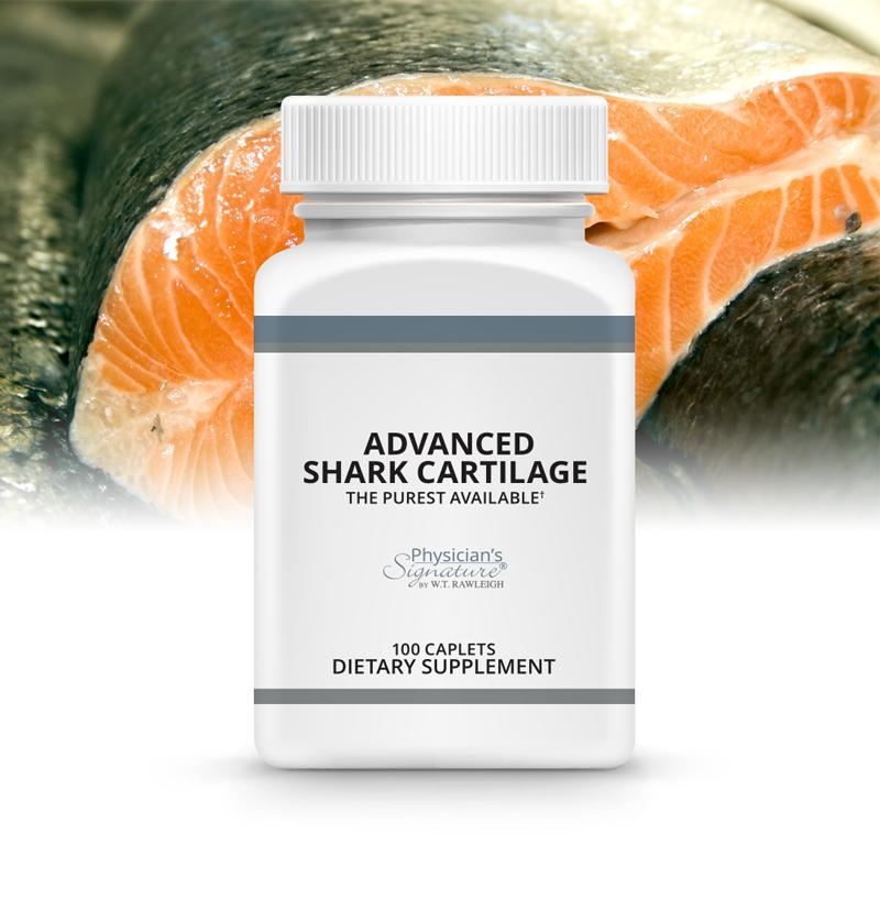 Advanced Shark Cartilage: 100 caplets