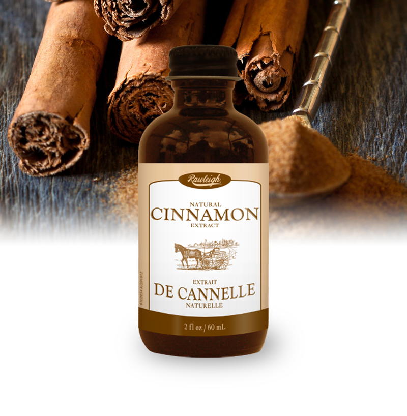 Buy 1 Get 1 Free! Rawleigh Natural Cinnamon Extract: 2 fl oz