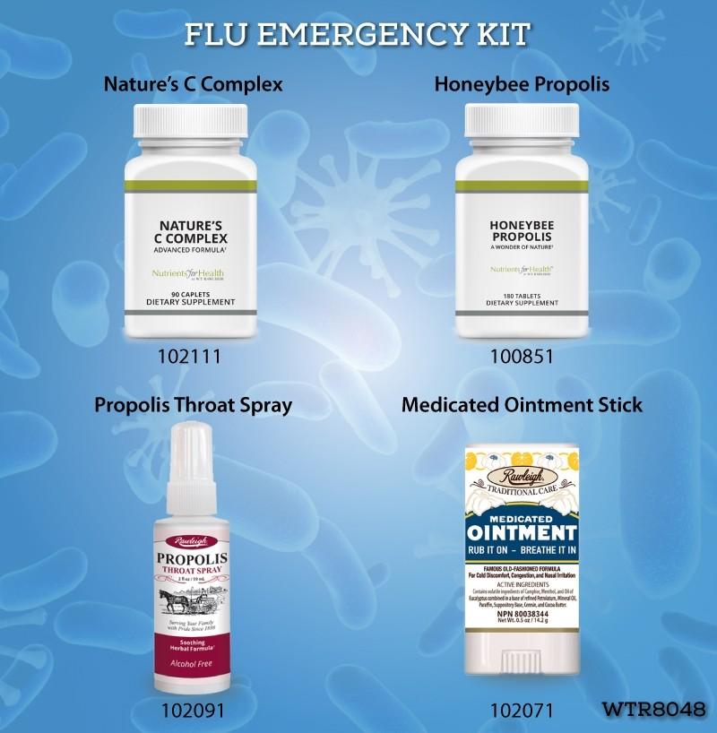 FLU EMERGENCY  (HB TABS)