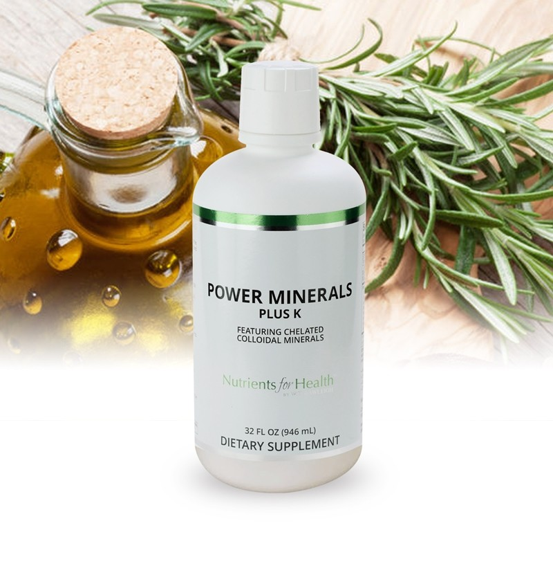 Power Minerals Plus K
