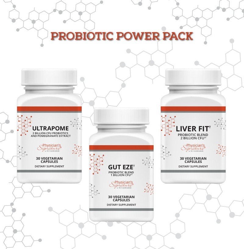 Total Body Probiotic Pack