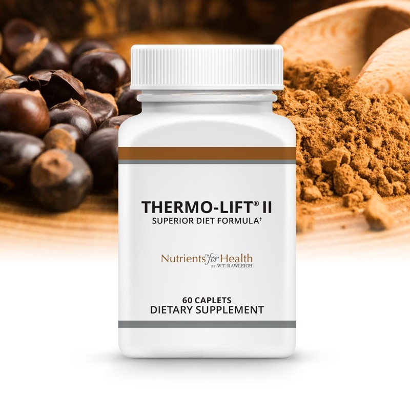 Thermo-Lift II : 60 Caplets