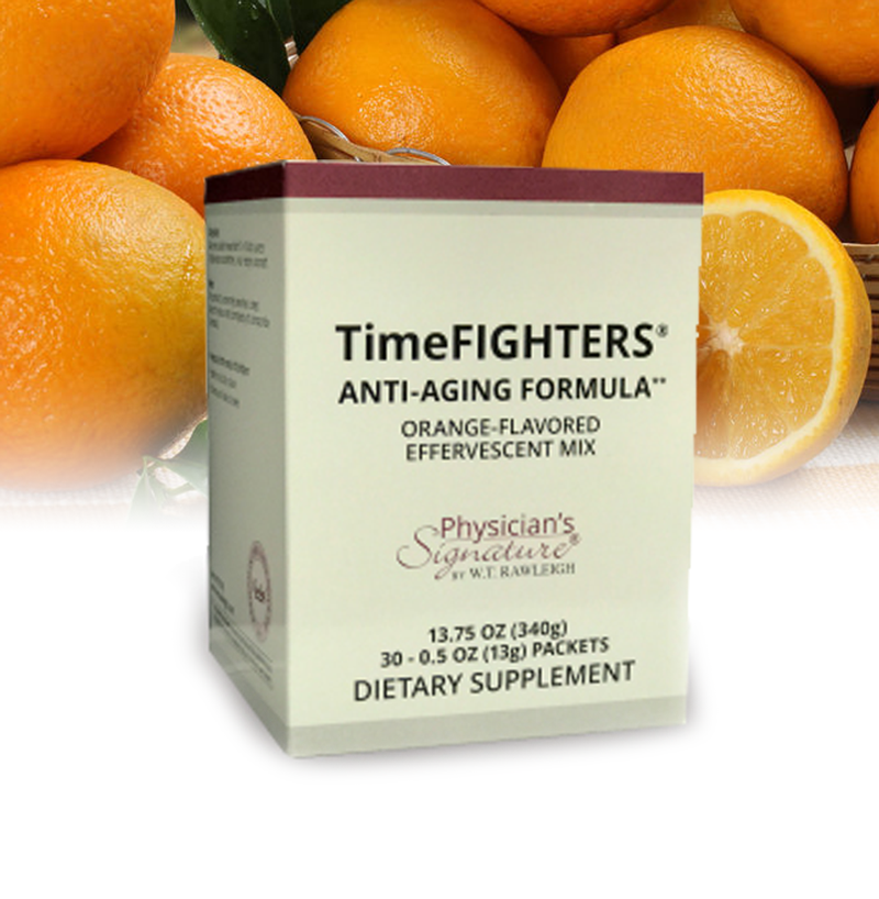 TimeFIGHTERS® Anti-Aging Formula: 30 packets