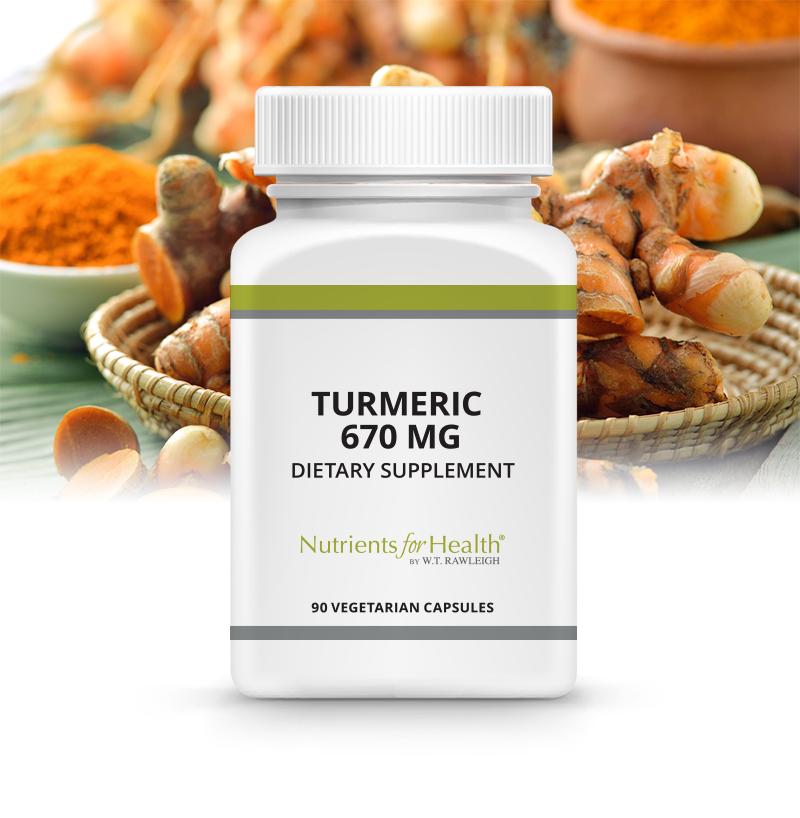 Turmeric 670 mg