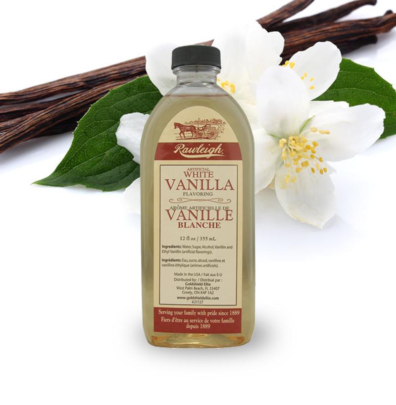 White Vanilla Flavoring