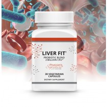 LIVER FIT : 30 vegetarian capsules