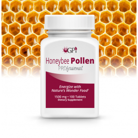Honeybee PROfessional Pollen 1,500mg: 100 tablets