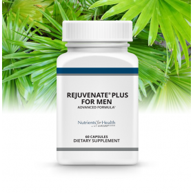 Rejuvenate® Plus for Men: 60 capsules