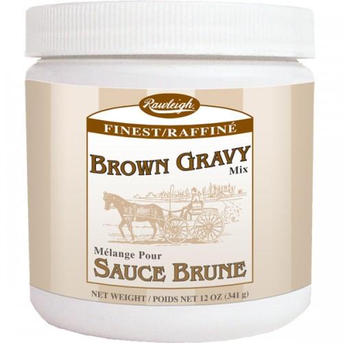 Rawleigh Brown Gravy Mix: 12 oz
