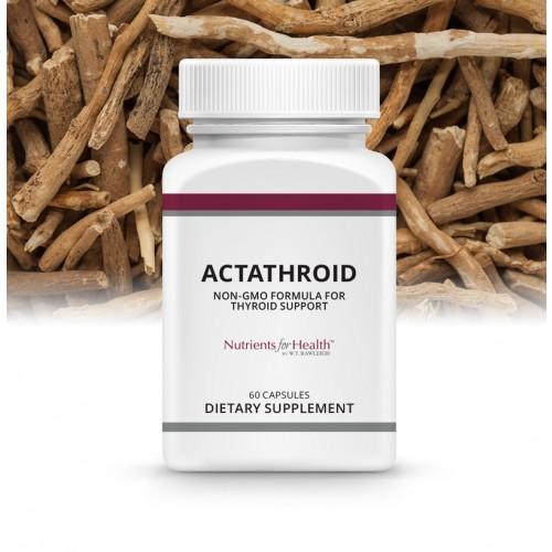 Actathroid: 60 capsules