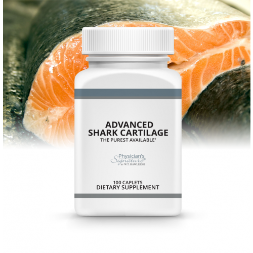 Advanced Shark Cartilage: 100 caplets