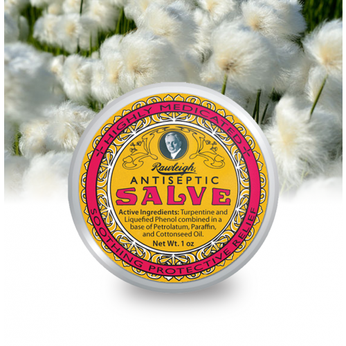 Antiseptic Salve: 1 oz