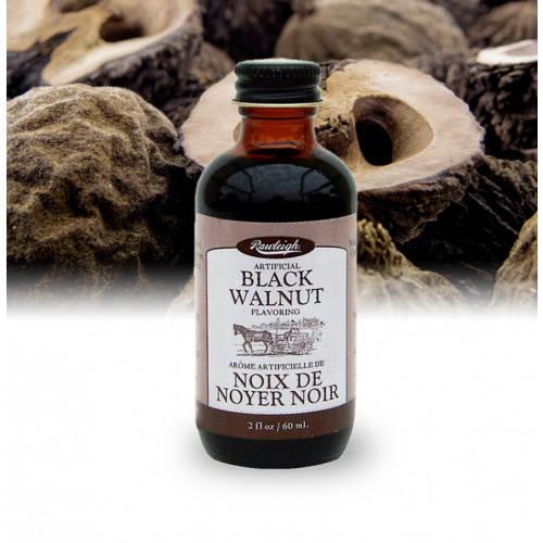 Buy 1 Get 1 Free! Rawleigh Black Walnut Flavoring: 2 fl oz