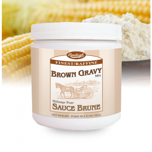 Rawleigh Brown Gravy Mix: 12 oz