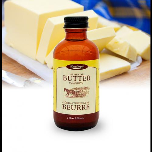 Rawleigh Butter Flavoring: 2 fl oz