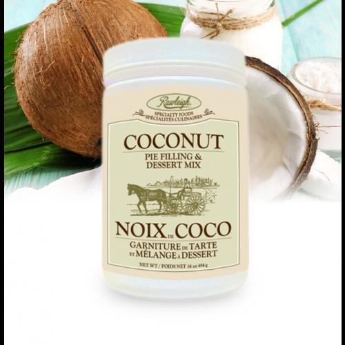 Coconut Pie Filling & Dessert Mix