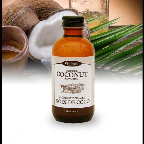Rawleigh Coconut Flavoring: 2 fl oz