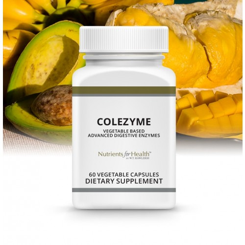 Colezyme: 60 vegetable capsules