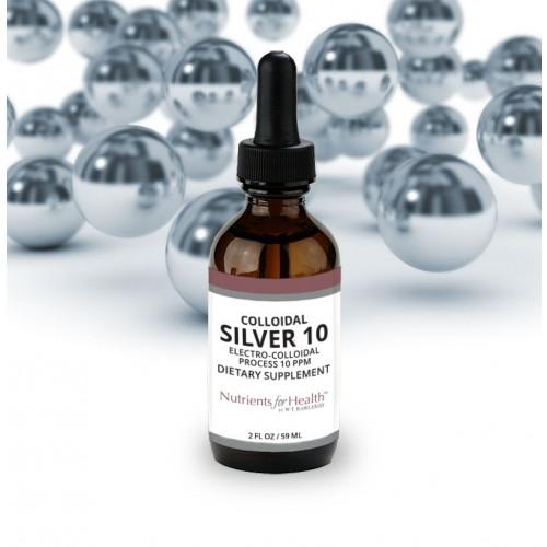 Colloidal Silver 10