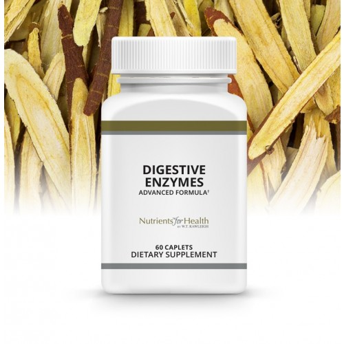 Digestive Enzymes: 60 Caplets