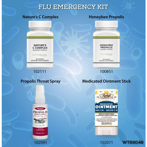 FLU EMERGENCY  (HB TABS)