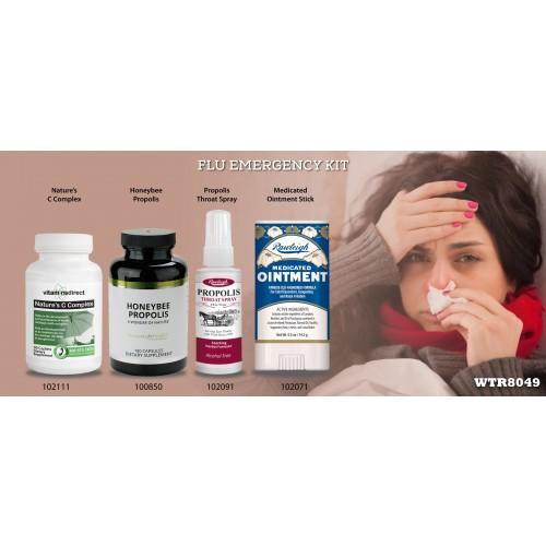 Flu Emergency Pack