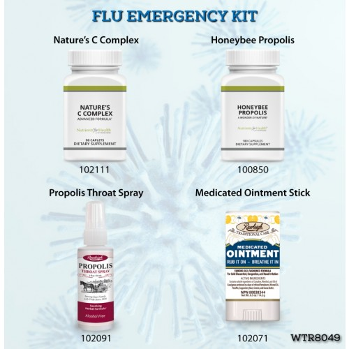 FLU EMERGENCY  (HB CAPS)