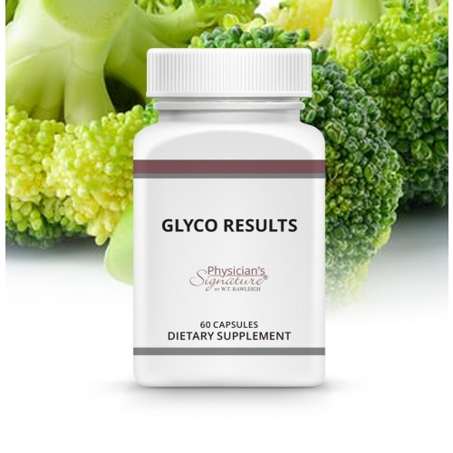 Glyco Results: 60 capsules