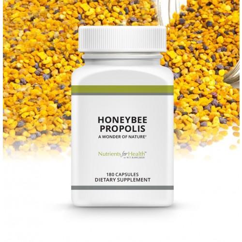 Honeybee Propolis: 180 Capsules