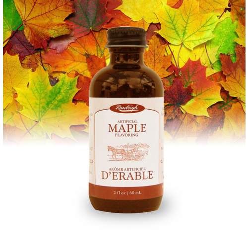 Rawleigh Maple Flavoring: 2 fl oz