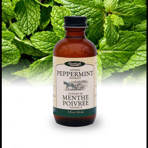 Rawleigh Peppermint Extract: 2 fl oz
