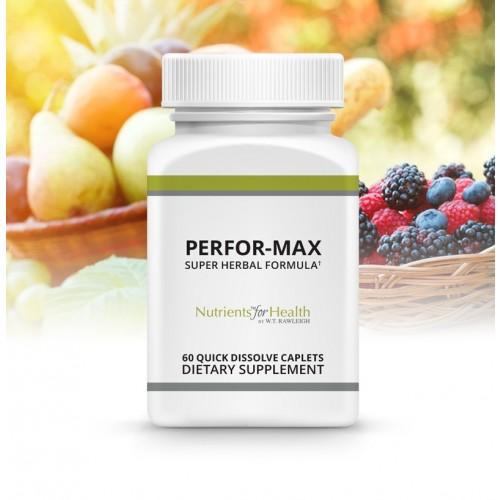 Perfor-Max: 60 quick-dissolve caplets