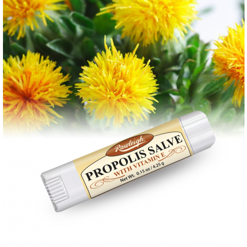 Rawleigh Propolis Salve with Vitamin E  Stick: .15 oz