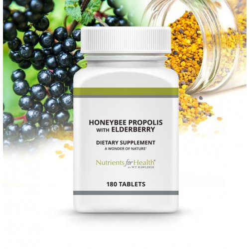 Honeybee Propolis with Elderberry