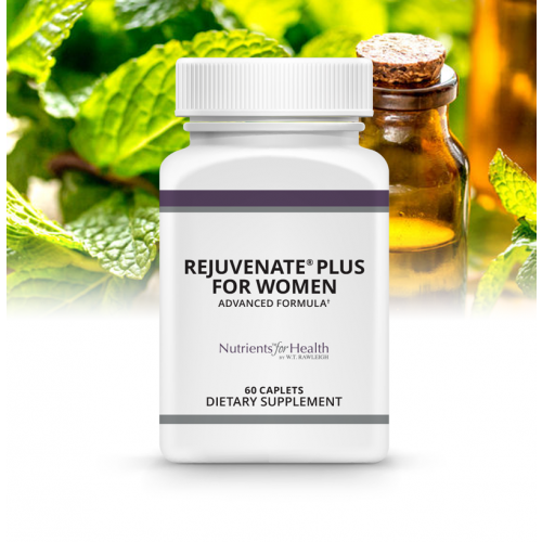 Rejuvenate® Plus for Women: 60 caplets