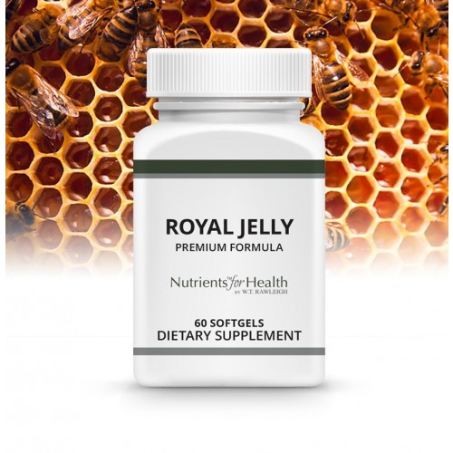 Royal Jelly: 60 Softgels