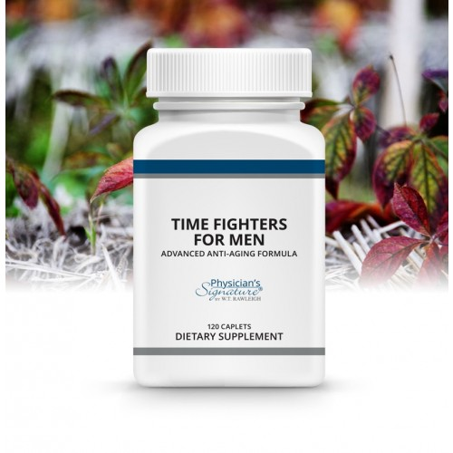TimeFIGHTERS® Formula for Men: 120 caplets