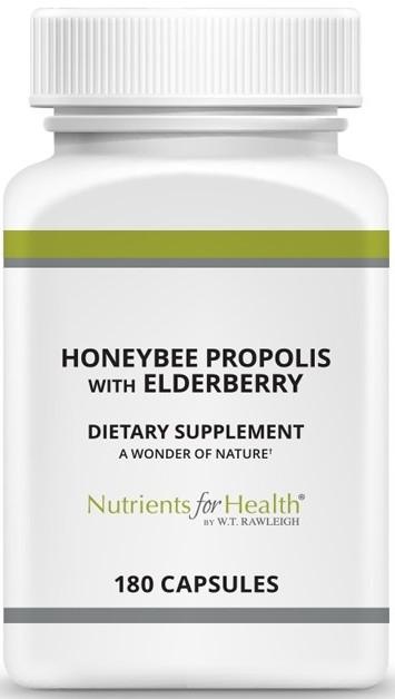 Honeybee Propolis with Elderberry