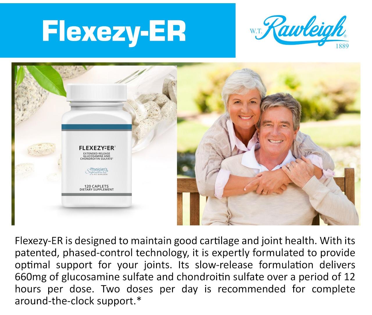 Save 10% Off Of Flexezy-ER!